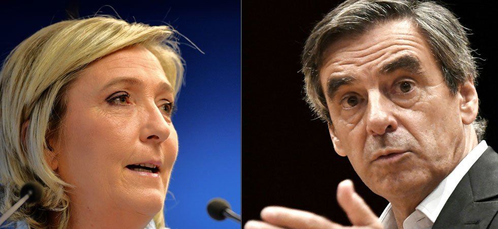 Le Pen résiste à la vague Fillon (sondage BVA pour Orange)