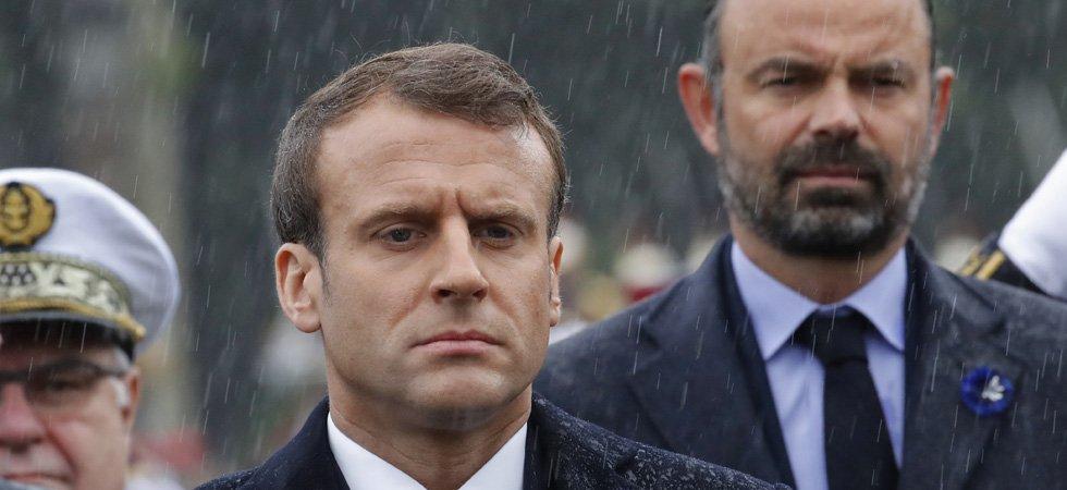 Macron gagne un point de popularité à 34%, Philippe recule à 36%