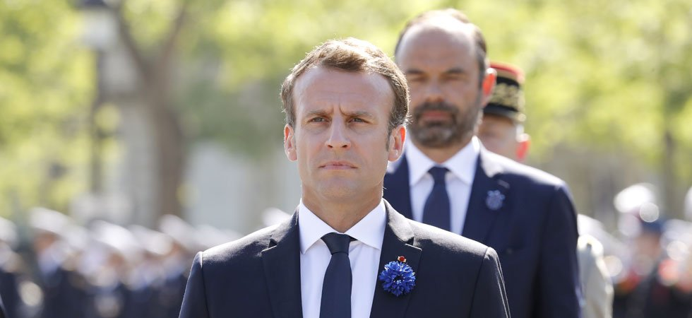 Sondage BVA - Orange : la popularité du couple Macron/Philippe reste stable