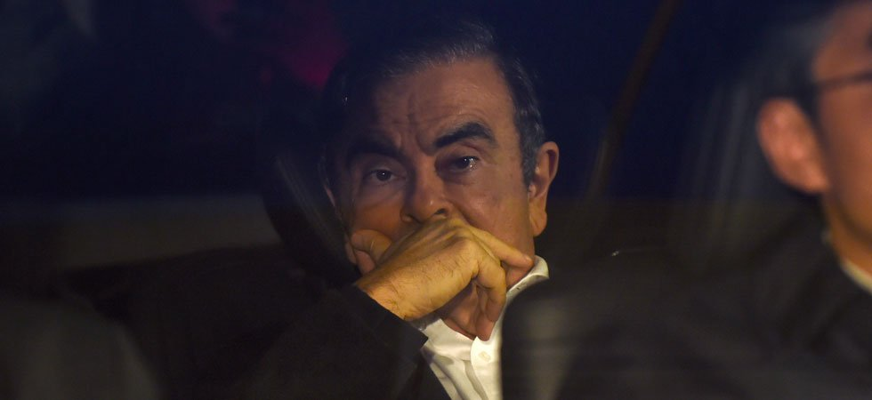 Les conditions très strictes de la libération de Carlos Ghosn