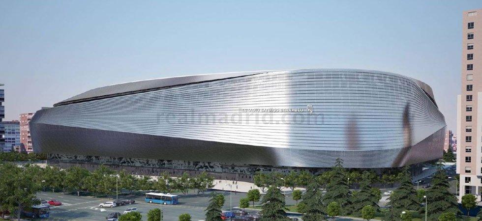 Real Madrid: Découvrez le futur stade Bernabeu d'une valeur de 400 Millions d'euros