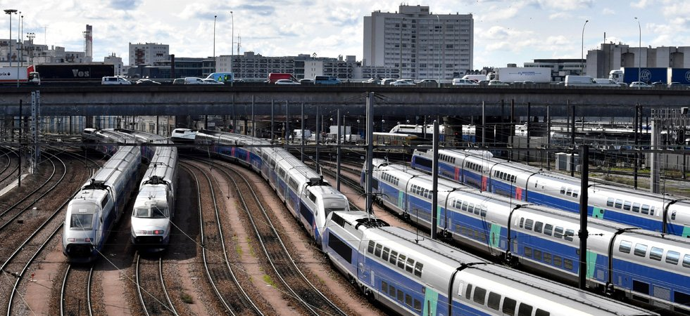 SNCF : record de retards et d'annulations en 2018