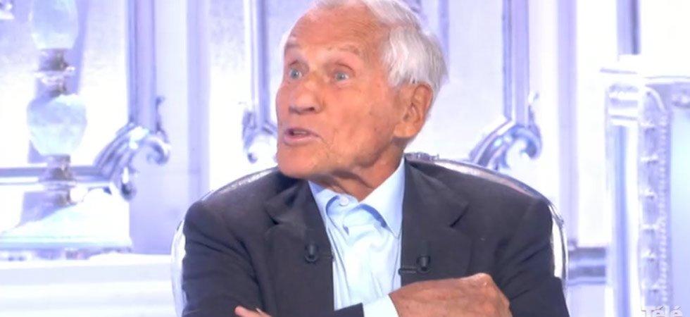 La confession troublante de Jean d'Ormesson sur le plateau de Thierry Ardisson