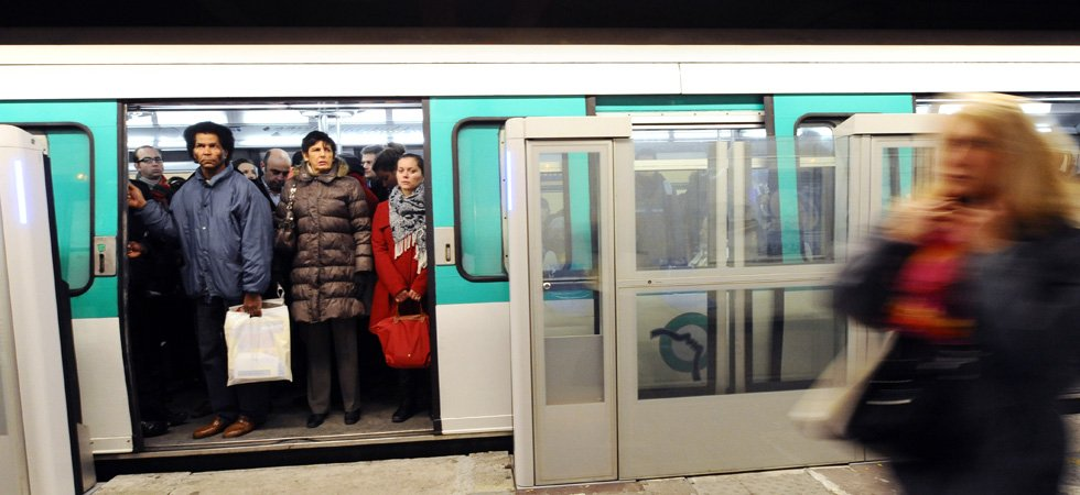 Paris : l'air du métro bien plus pollué que l'air ambiant