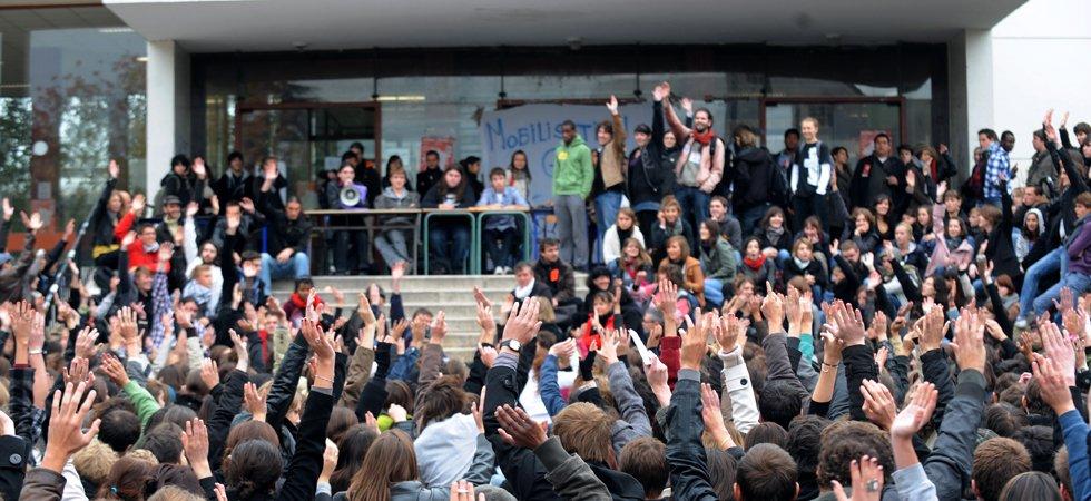 Réforme du bac et de l'université : grèves et manifestations ce mardi