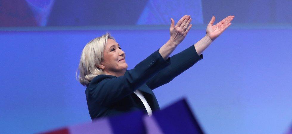 Européennes 2019   Marine Le Pen privée de salle des fêtes pour son premier  meeting 9f7d996f16c