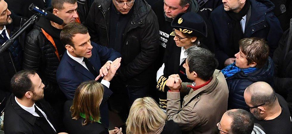 """François Ruffin à Emmanuel Macron : sur Whirlpool, """"vous grandiriez l'Etat à admettre que vous avez merdé"""""""