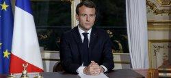 """EN DIRECT. Emmanuel Macron veut que Notre-Dame soit rebâtie """"d'ici cinq années"""""""