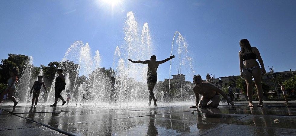 Météo : un pic de chaleur attendu mercredi avec des températures  supérieures à 35°C dans