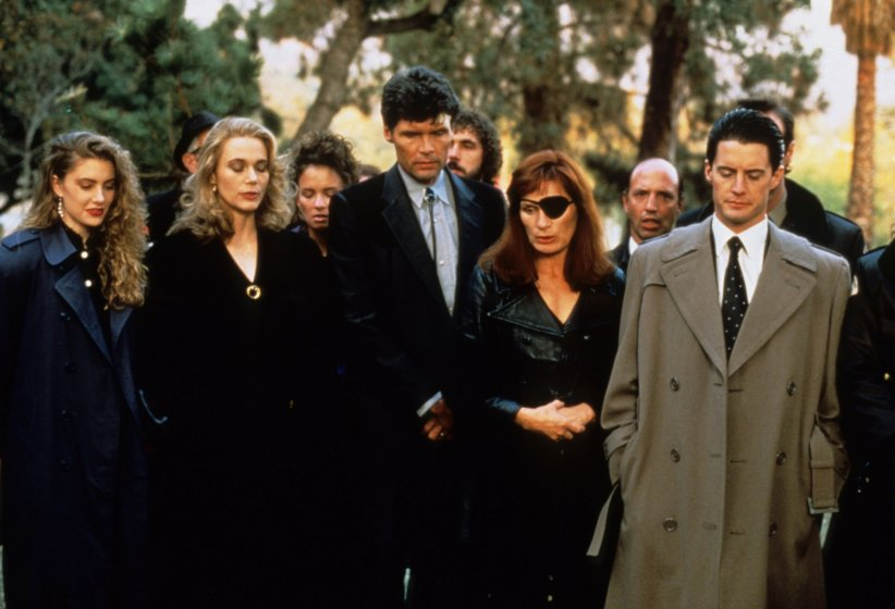 """Twin Peaks"", la plus mythique"