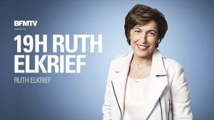 19h Ruth Elkrief