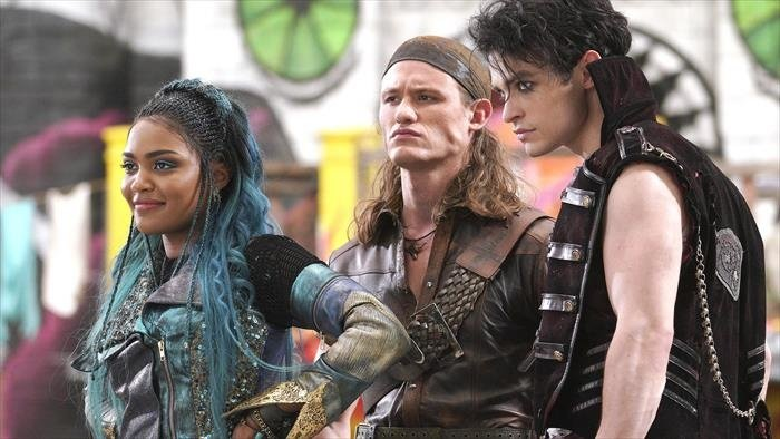 Descendants 3 : version trop stylée