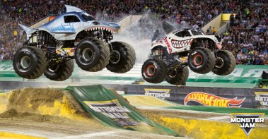 Marathon Monster Jam