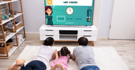 Les applis de la TV d'Orange : Edukids