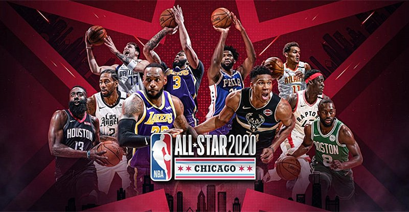 NBA All Star Game 2020