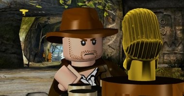LEGO Indiana Jones, la Trilogie originale