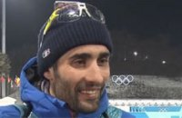 "Martin Fourcade : ""Je me suis vu second"""