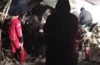 Crash d'un avion au Canada