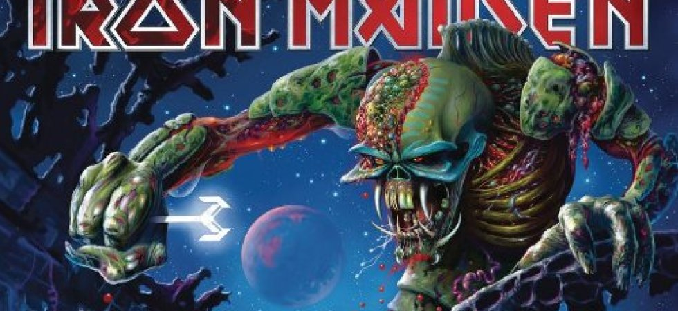 "Iron Maiden (Bruce Dickinson) : ""Le punk, c'était naze"""