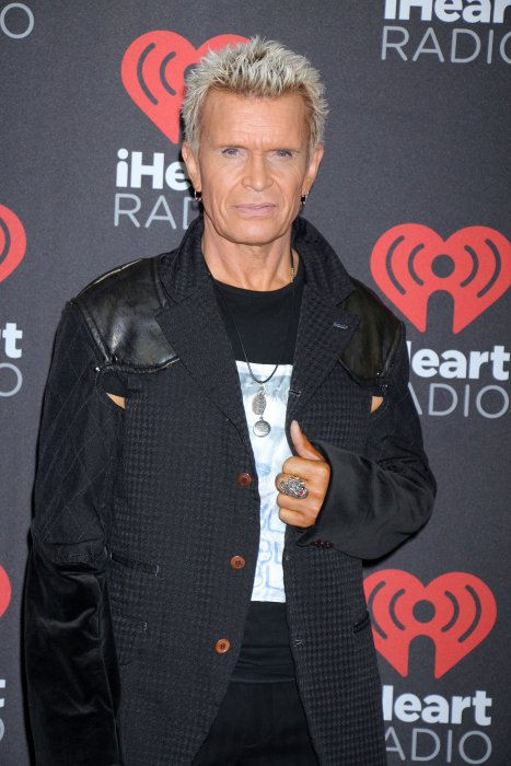 Billy Idol a refusé le générique du Breakfast Club