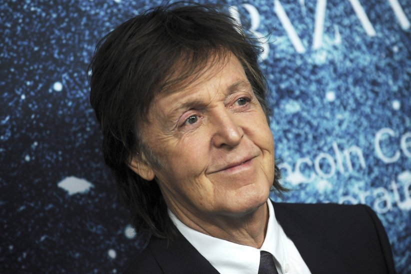 Paul McCartney, l'ami de la nature