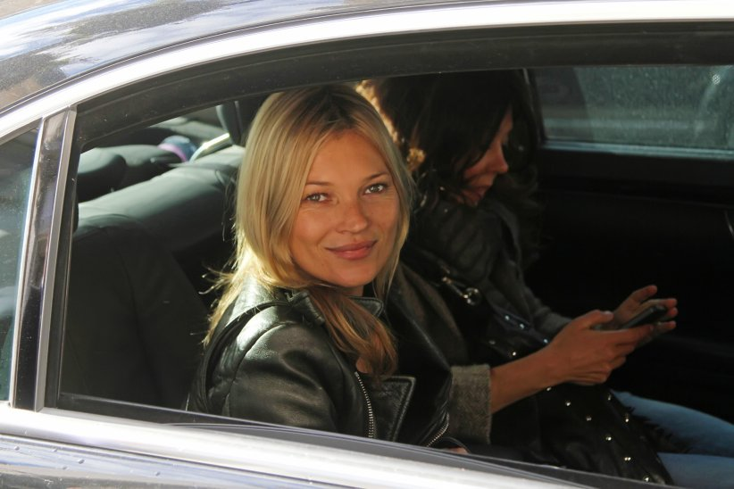 "Kate Moss dans ""I Just Don't Know What To Do With Myself"" des White Stripes"