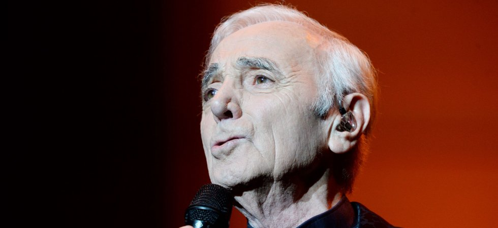 "Goldman et Aznavour collaborent sur le spectacle ""Le chant des anonymes"""