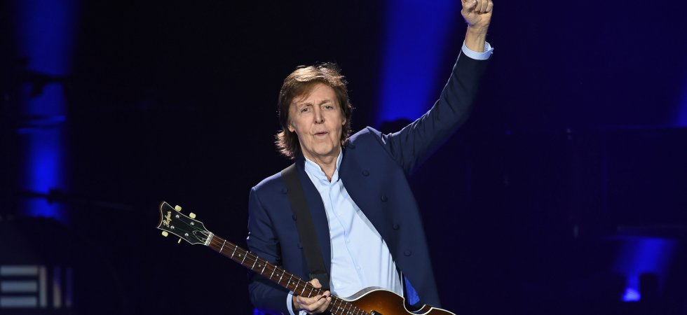 "Paul McCartney annonce la réédition de ""Flowers in the Dirt"""