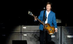 Paul McCartney, en concert à Paris le 30 mai