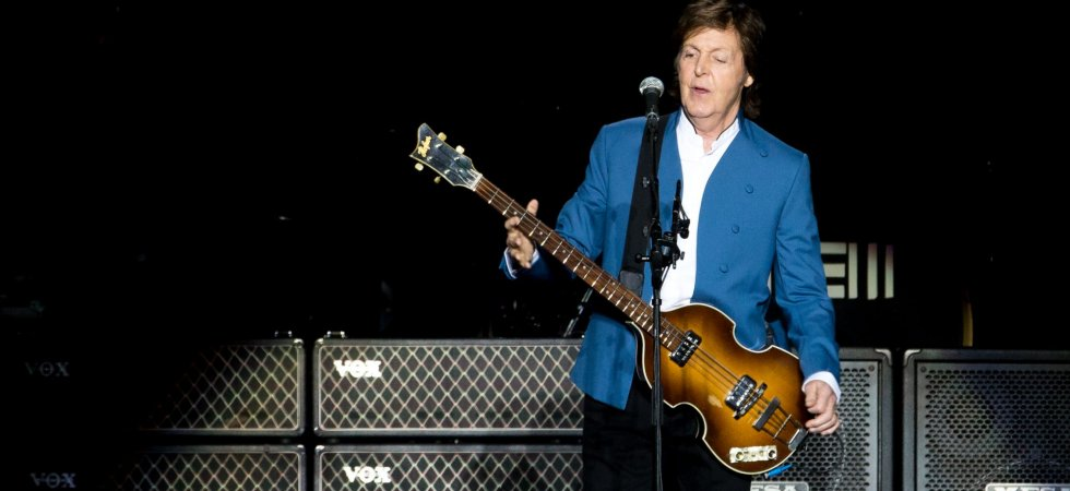 Paul McCartney jouera à Bercy le 30 mai 2016