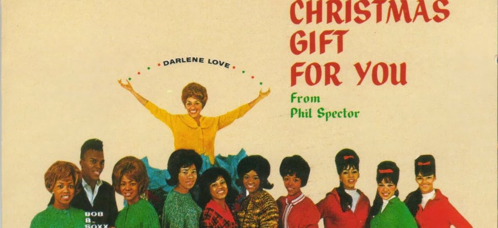 """A Christmas Gift For You"" : le jour où Phil Spector réinventa l'album de Noël"