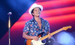 Bruno Mars chantera pour le Super Bowl