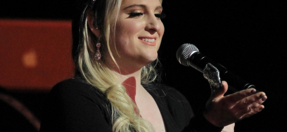 "Meghan Trainor : ""All About That Bass"" dans une pub Afflelou"