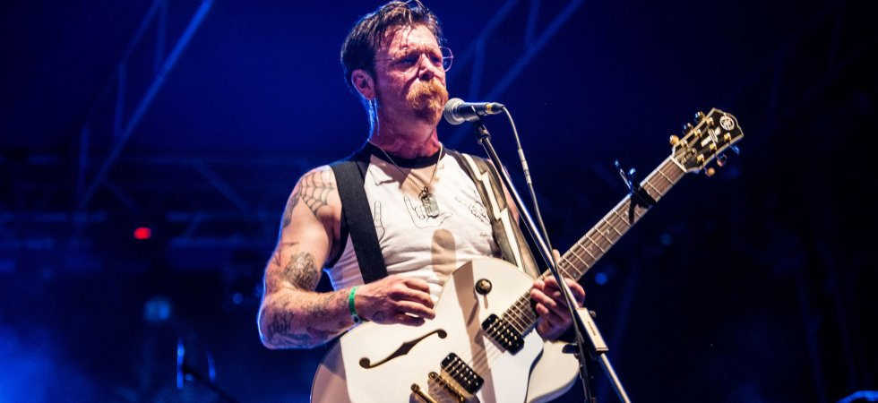 Eagles of Death Metal de retour à l'Olympia en février 2016