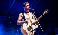 L'Olympia en 2016 pour Eagles of Death Metal