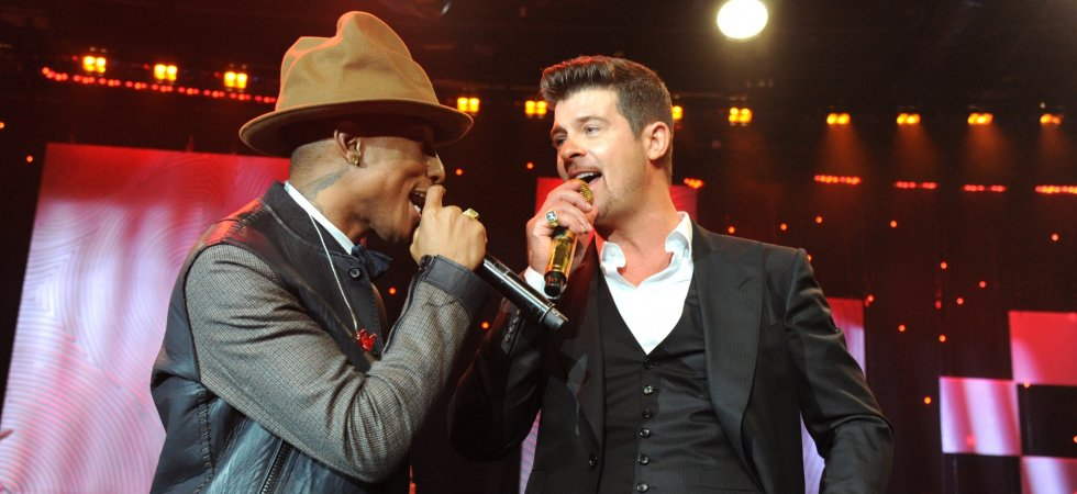 """Blurred Lines"" : Pharrell Williams et Robin Thicke vont faire appel du plagiat"
