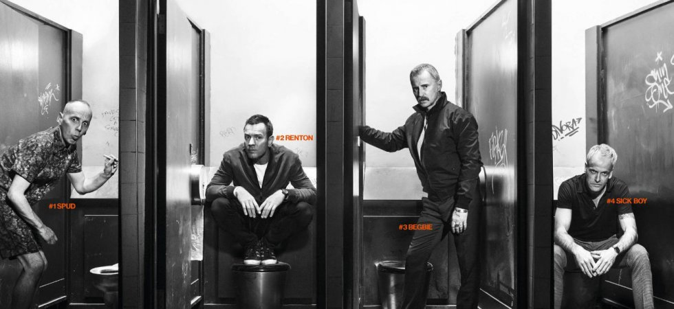 "Iggy Pop, Underworld et The Clash sur la BO de ""Trainspotting 2"""