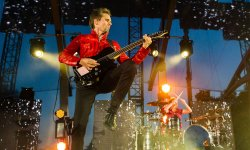 Muse au festival Glastonbury 2016
