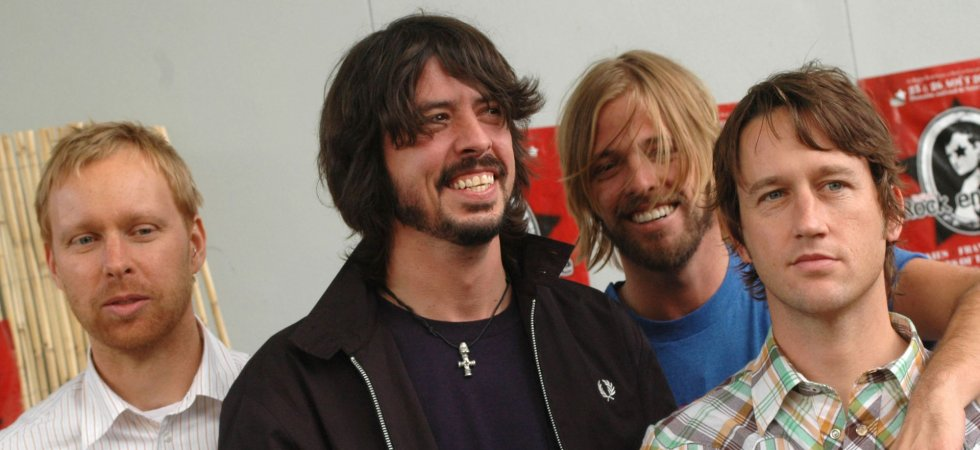 The Foo Fighters de retour en France pour deux concerts