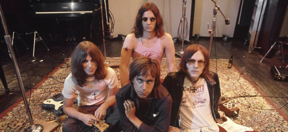 Une biographie d'Iggy and the Stooges bientôt en librairies