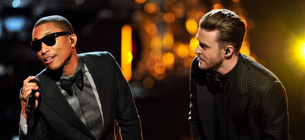 Justin Timberlake, de retour en studio avec Pharrell Williams